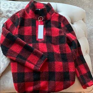 Never worn Goodnight Macaroon pullover
